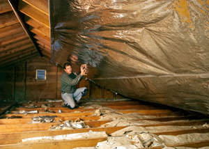 Radiant Barrier Installation In Poughkeepsie Radiant Heat Barrier